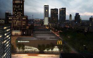 Zamiast muzeum sztuki budują McDonalda