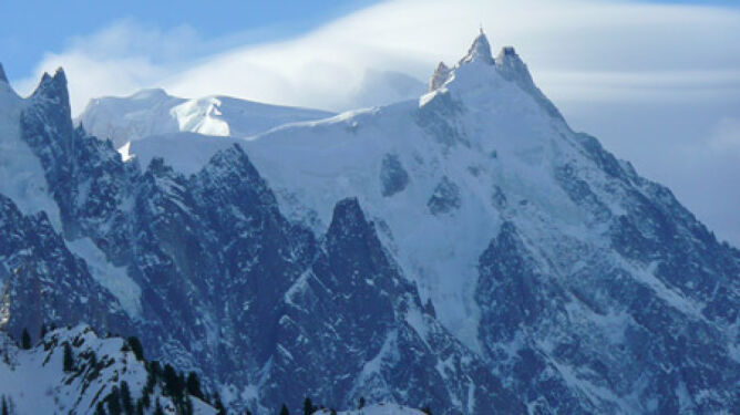 Sześciu alpinistów zginęło we francuskich Alpach