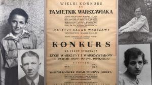 Spisali wspomnienia września 1939. Usłyszysz je w Muzeum Warszawy