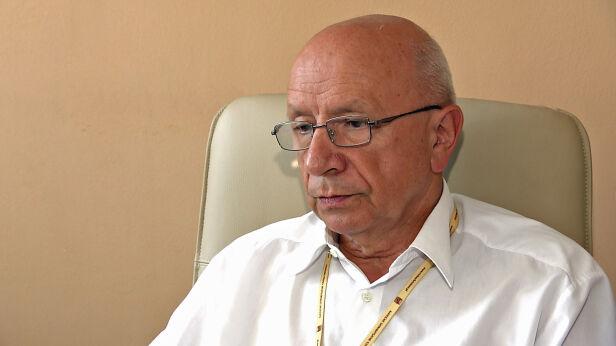Profesor Chazan archiwum TVN