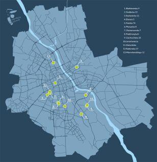 Te nieruchomości wróciły do miasta UM Warszawa