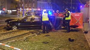 Śmiertelny wypadek na Woli. 2 miesiące aresztu dla pijanego kierowcy BMW