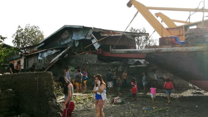 Prawie 30 ofiar tajfunu Phanfone. Tragiczny bilans może wzrosnąć