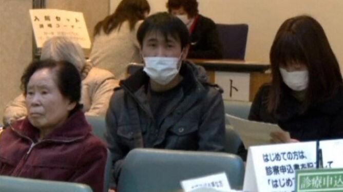 Napromieniowanie i stres. Japończycy nadal odczuwają skutki awarii reaktora