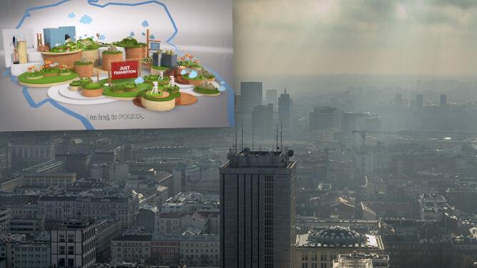 """MSZ promuje Polskę przed szczytem klimatycznym. Klimatolog: w tym spocie pokazano """"Nibylandię"""""""