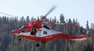 Ratownik o środowym wypadku w Tatrach