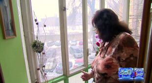 Wiosny nie widać. Zima wróciła na dobre (TVN24/Polska i Świat)